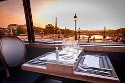 Quirky dining experience in Paris