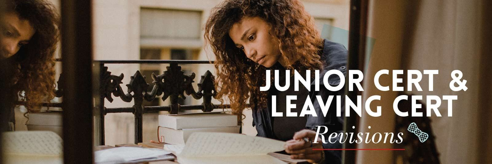 Junior and Leaving Cert Intensive Easter Revision Course