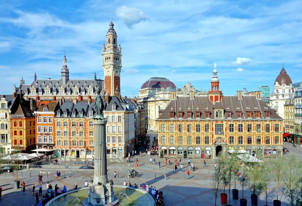 Lille – a Bustling City in the North of France